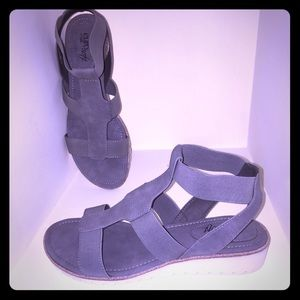 """Euro Soft"" by SOFFT Suede Gladiator Sandals"